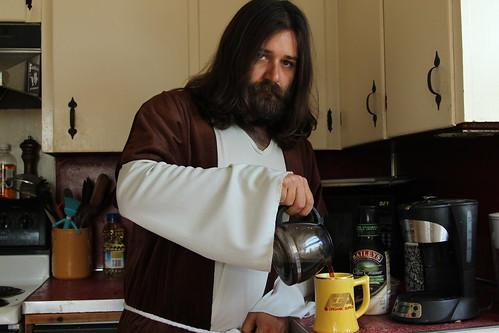 Jesus' Morning Coffee