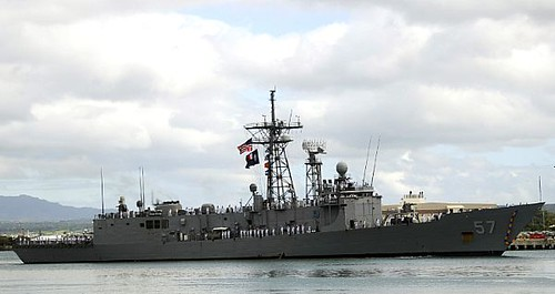 USS Reuben James (FFG 57)
