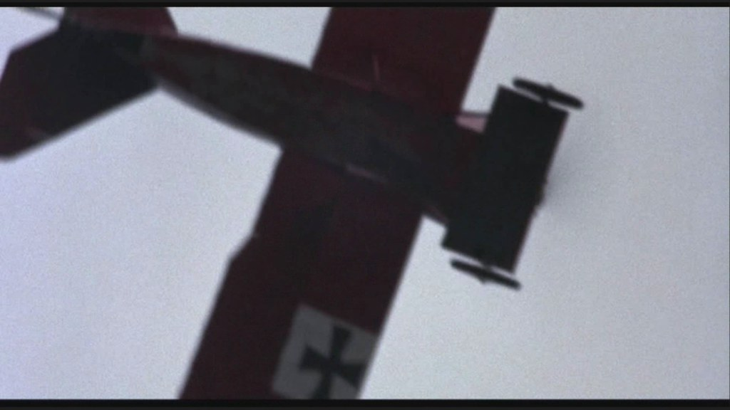 The Red Baron vs. Roy Brown | 'Von Richthofen and Brown' Movie Clip | MGM Studios © 1971