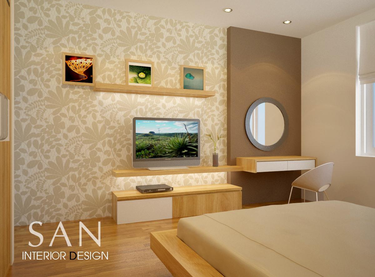 Small bedroom interior design in mr nam 39s house explore for Bedroom interior design ideas for small