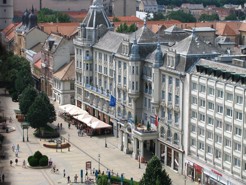Hotel Golden Bull : Aranybika Debrecen