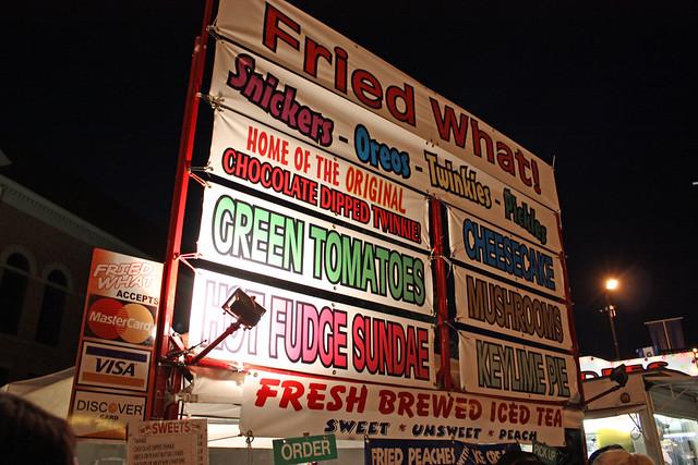 Carnival Food Vendors New York