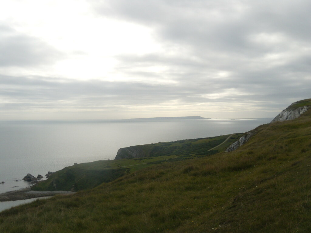Isle of Portland ahead Corfe Castle to Lulworth Cove (Dorset)