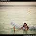 Ivana floating, Isla Mujeres (3)