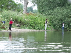 fishing(1.0), recreation(1.0), fish pond(1.0), outdoor recreation(1.0), recreational fishing(1.0), fly fishing(1.0),