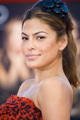 3884012230 4e3c33dbdf Eva Mendes @ red carpet Venezia