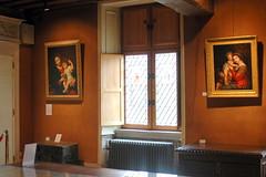 Peintures du Musée municipal du Château de Dourdan