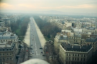 .7. //60g/1k/1301/66.f - Avenue Foch, Paris 1996
