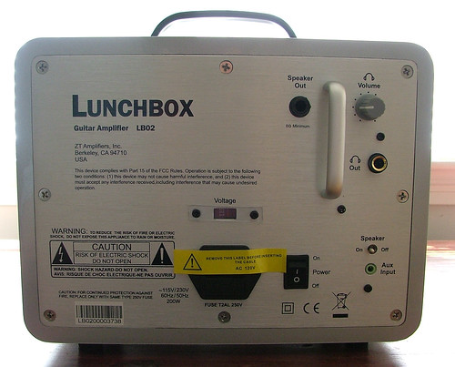 ZT Lunchbox # 3738 by Morton Hurley