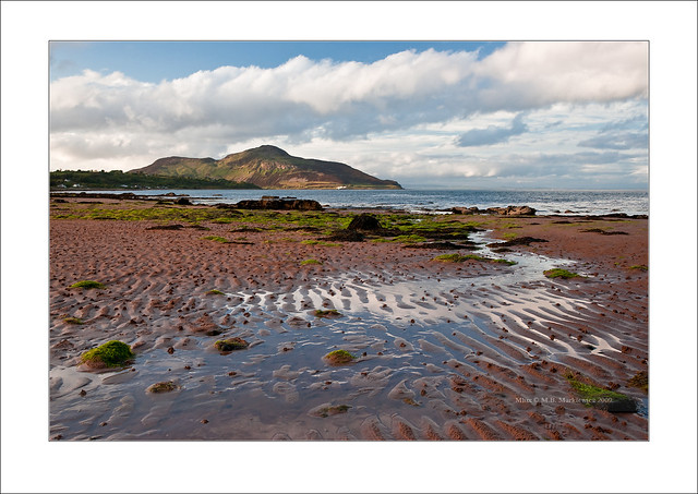 Holy Isle from Arran