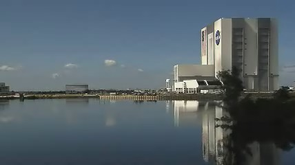 VIDEO: ET-134 Arrives at Kennedy Space Center (NASA, 10/24/09)