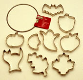 COOKIE CUTTER RING, FALL SHAPES