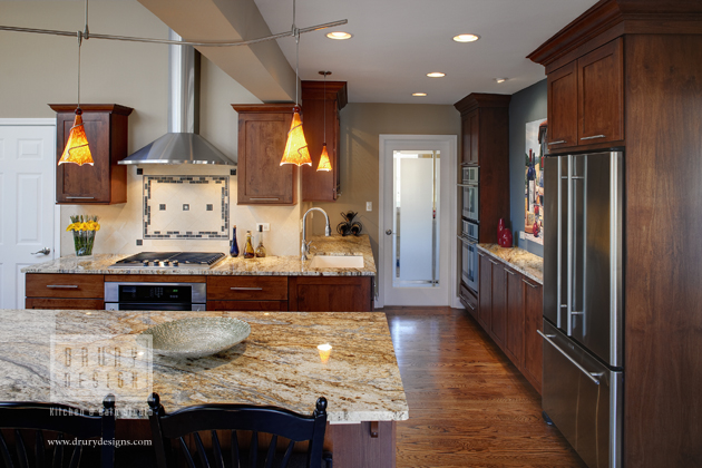 Transitional Decor Kitchens Afreakatheart