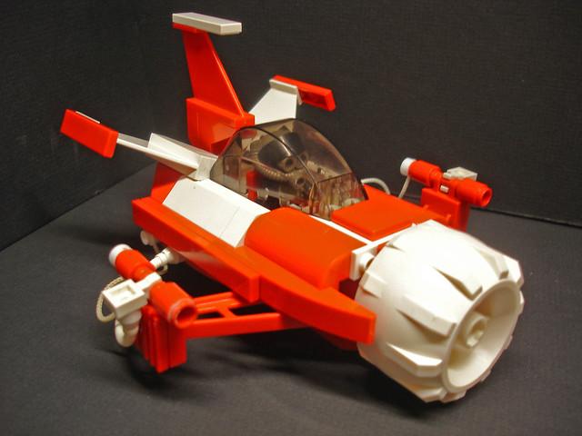M-minus fire plane