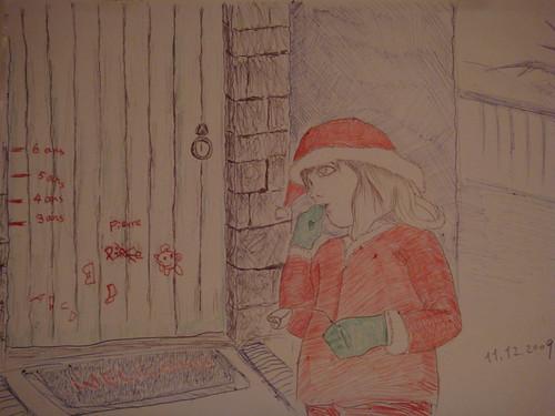 Dibujos navide os nominados y el dibujo ganador - Dibujos navidenos originales ...