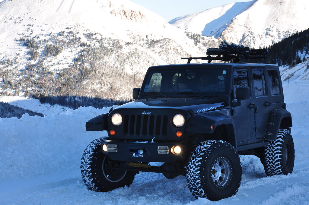 Jk Snowboard Rack Jeepforumcom