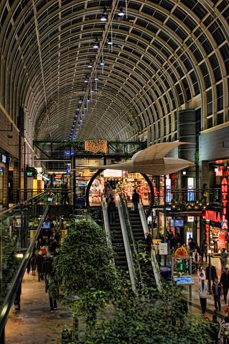 Itäkeskus shopping hell