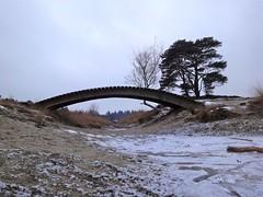 Foot-bridge on Heidestein estate