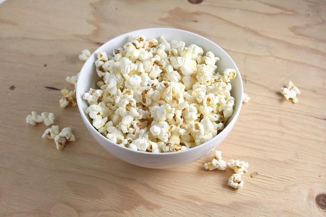 Parmesan Truffle Popcorn | Flickr - Photo Sharing!