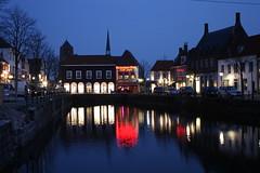 Sluis 'harbour'