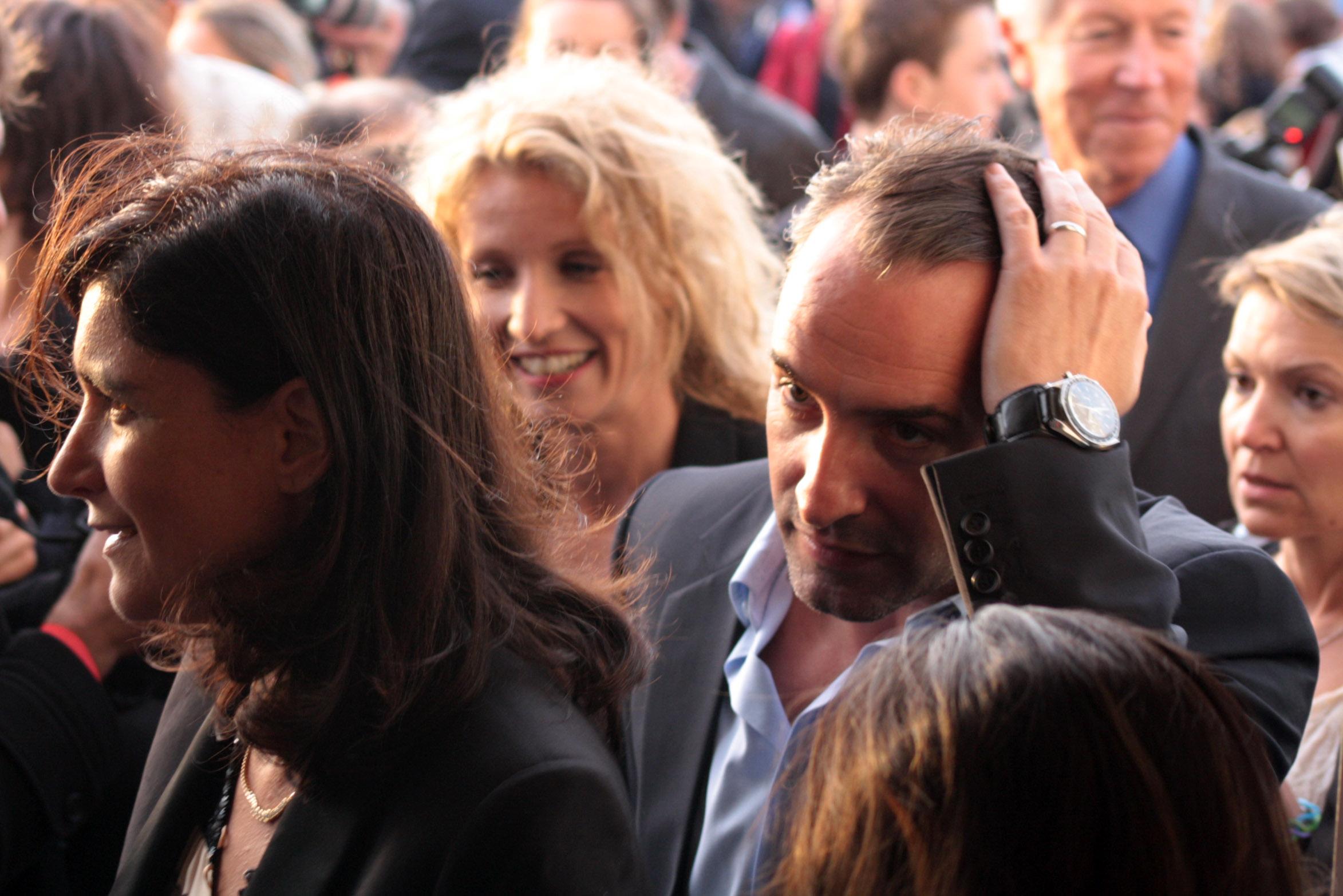 Jean dujardin alexandra lamy for Alexandra dujardin