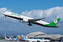 EVA Air 777-36N (ER) | B-16728 | KLAX