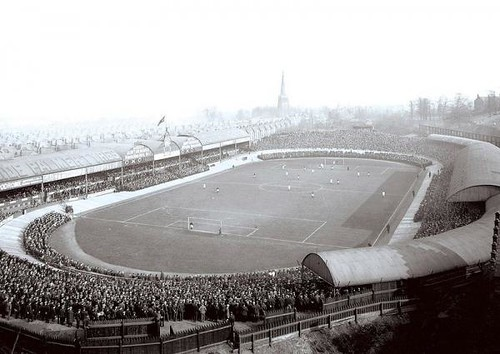 Aerial View, Villa Park circa 1907