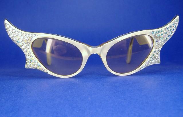 Vintage Cat Eye Glasses Vintage sunglasses by Vintage50sEyewear