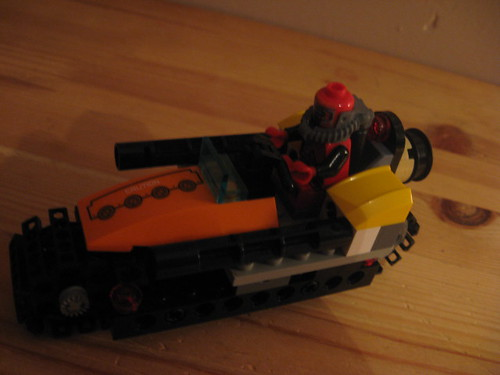 Mechanus' Track Crawler