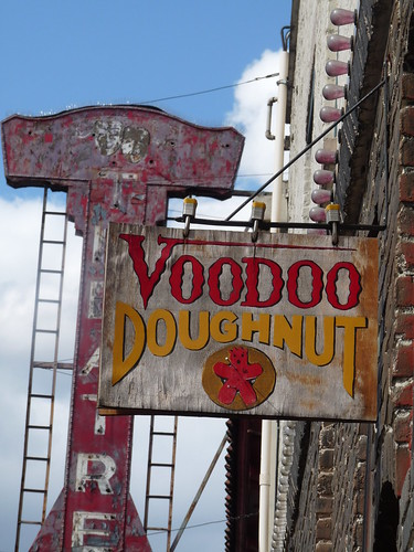 Voodoo Donuts, Downtown Portland Oregon