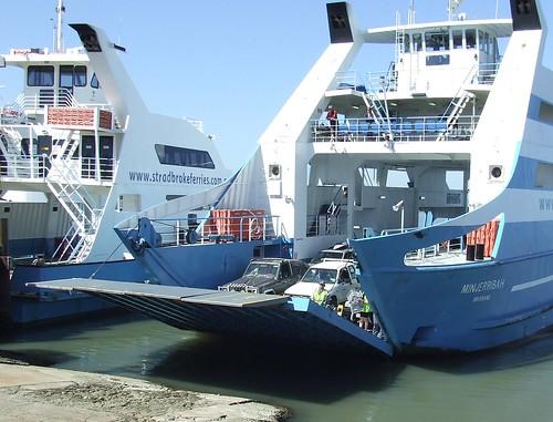 Stradbroke Island Ferry Times