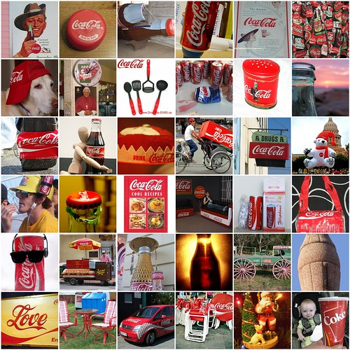 Coke Photos  - Quirky oddities that are funny, interesting or made me say HUH???