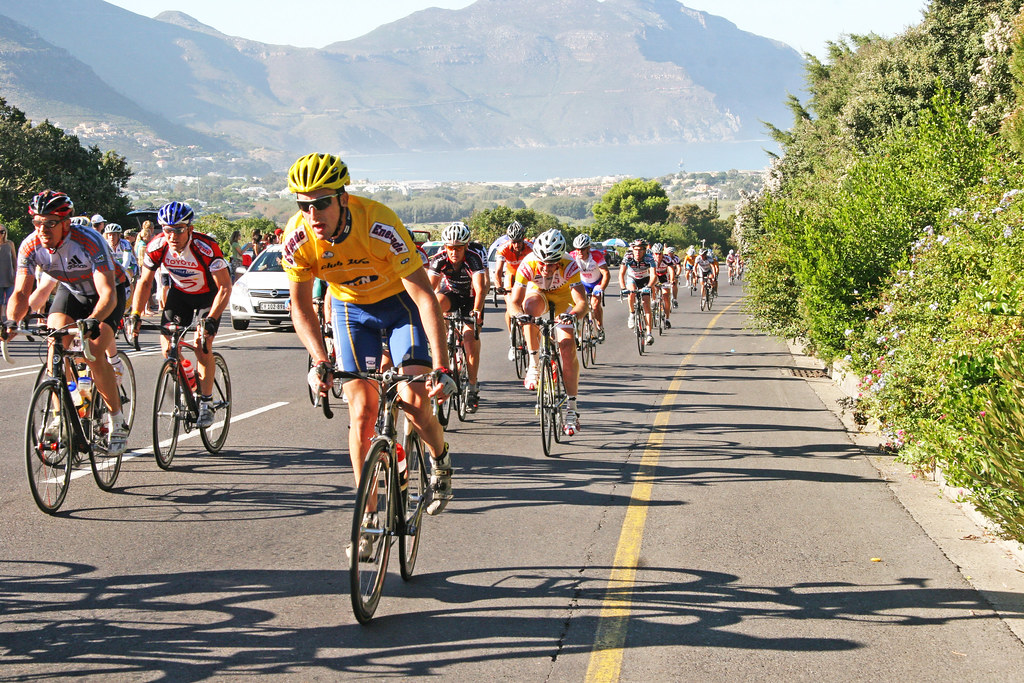 Cape Argus Pick n Pay Cycle Race - Cape Town, South Africa