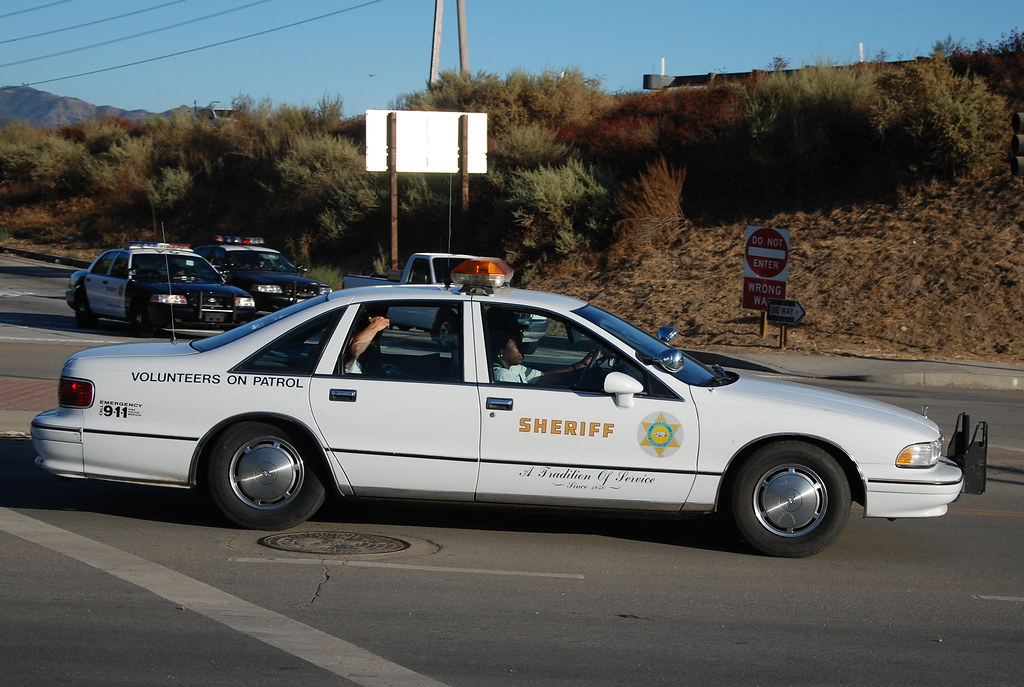 Los Angeles County Sheriff Department Lasd A Photo On