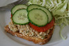 Chickpea Salad Sandwich by monica.shaw