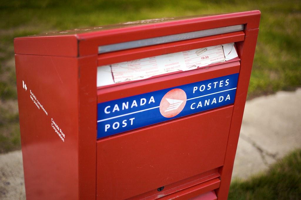 Canada Post • Postes Canada