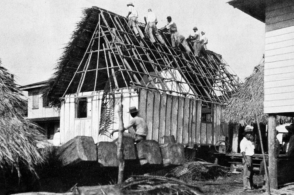 187 Pole And Thatched Homes