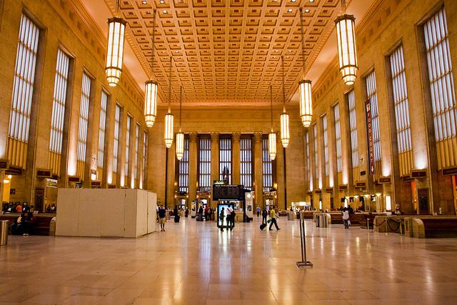 30th Street Station Interior Flickr Photo Sharing