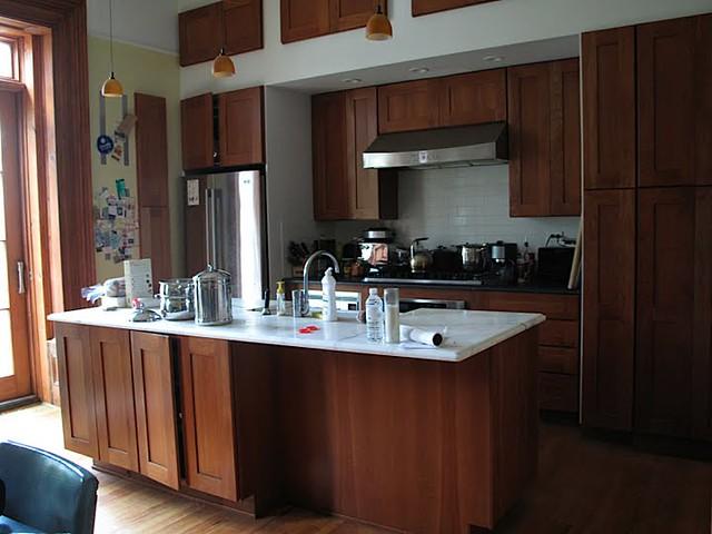 4026210948 65591b5608 for Brownstone kitchen ideas