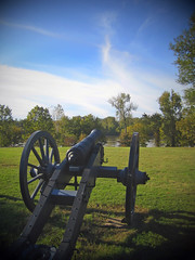 Fort Smith Cannon