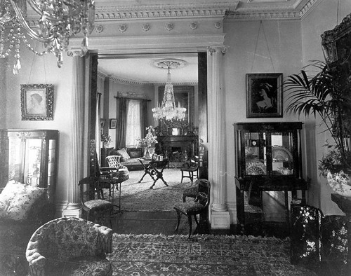 Juliette Gordon Low Parlor Savannah, GA 1907