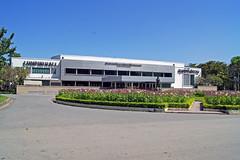 Lumphini hall in Lumphini Park