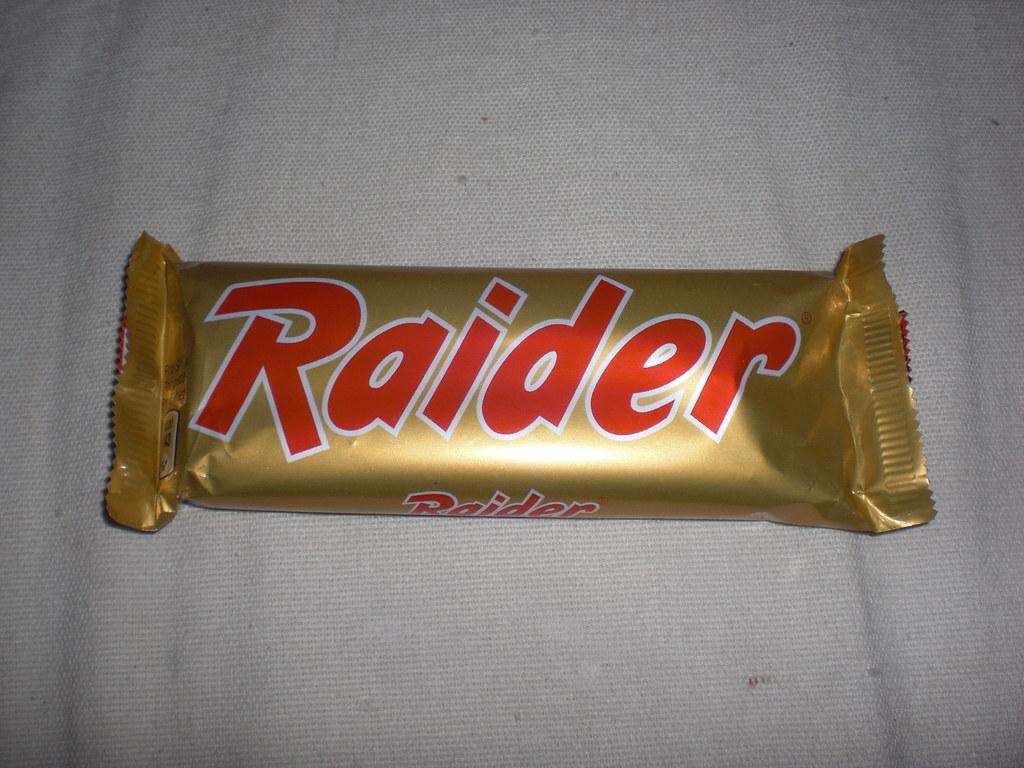 twix raider