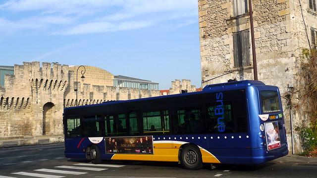 Bus tcra avignon fr84 flickr photo sharing - Ligne bus avignon ...
