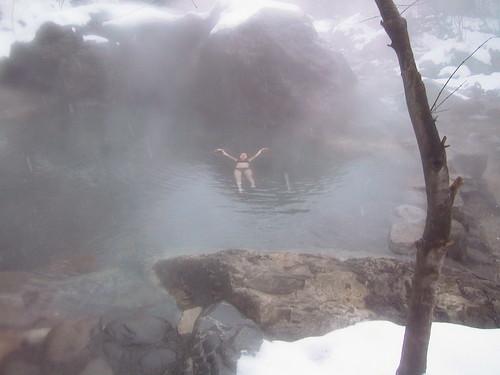 Hot spring, Onsen Japan