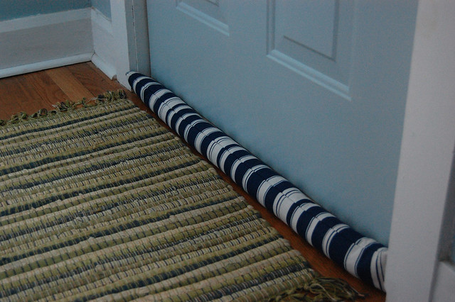 Front Door Draft Stopper Flickr Photo Sharing