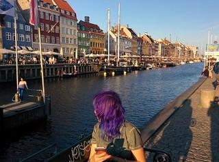 Nyhavn - Kopenhagen, Denmark