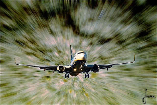Aviones en San Pablo Sevilla 6