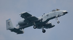 aviation, military aircraft, airplane, vehicle, jet aircraft, fairchild republic a-10 thunderbolt ii, air force,