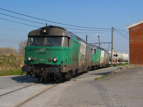 SNCF 67595+67483 @ Havinnes
